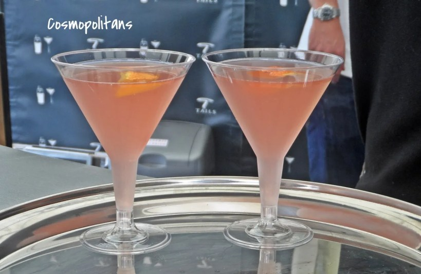 Tails Cocktails Cosmo