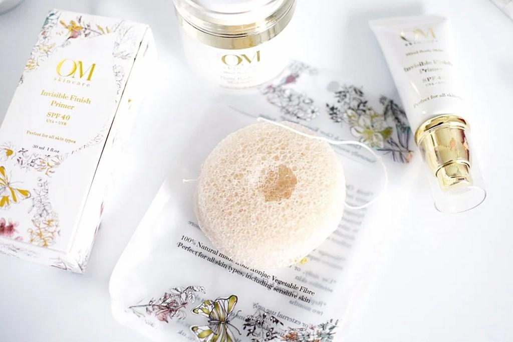 How to use a konjac sponge | OM review
