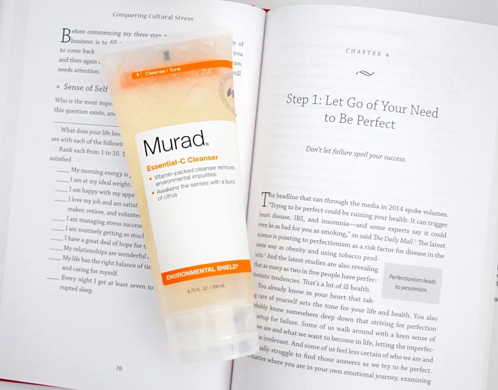 Murad Essential C Cleanser Review | UK Beauty Blog