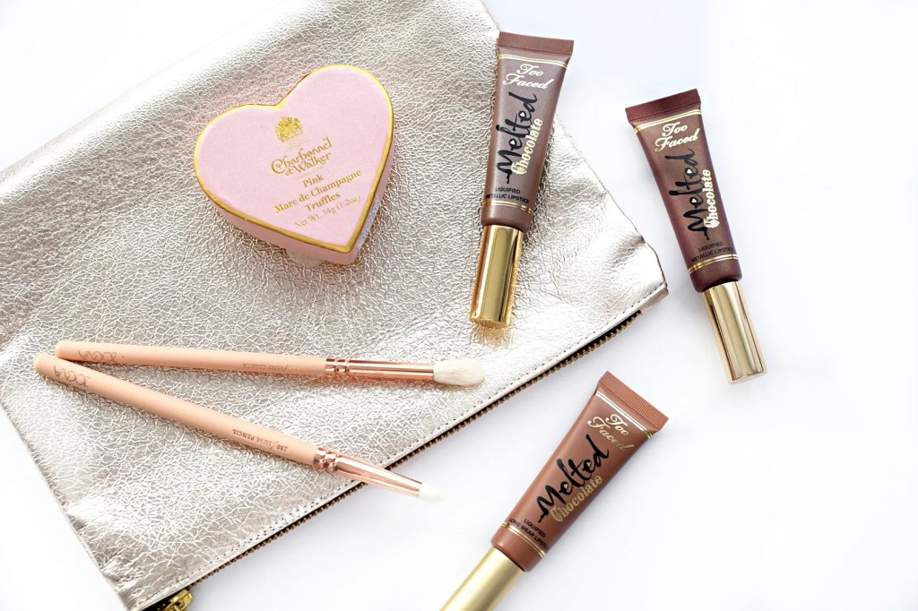 Too Faced Melted Chocolate Liquid Lipsticks Review | UK Beauty Blog