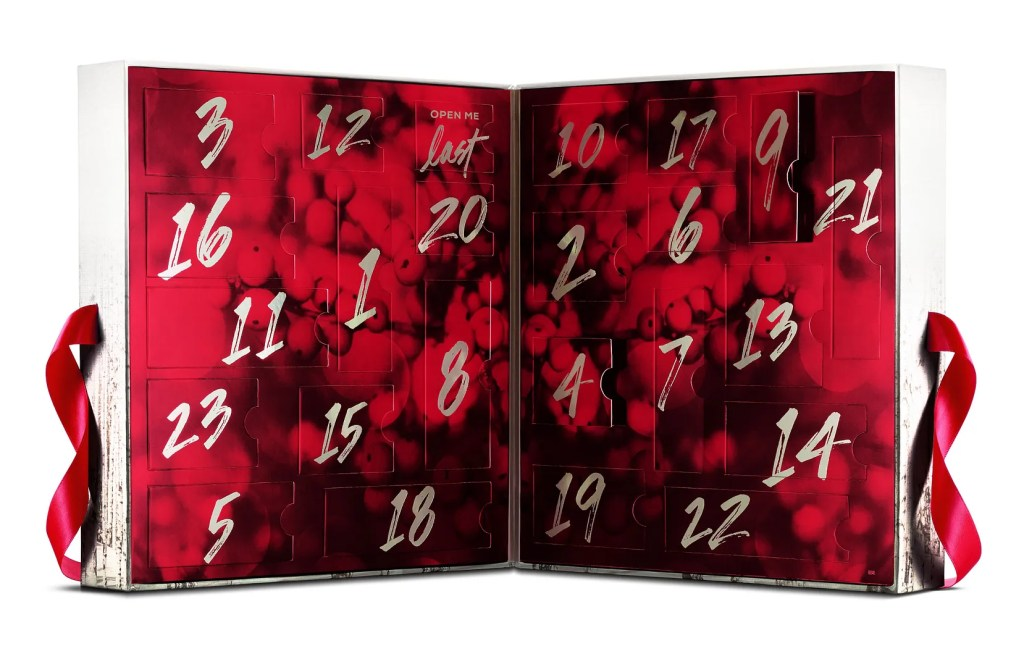 Bare Minerals Advent Calendar 2016