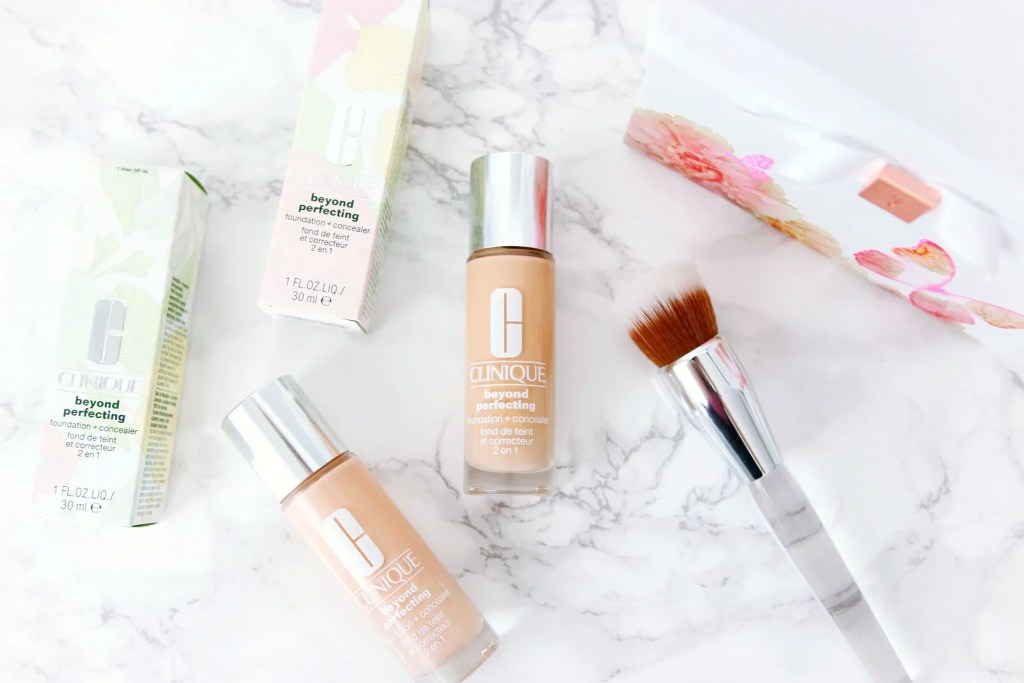Clinique Beyond Perfecting Foundaton
