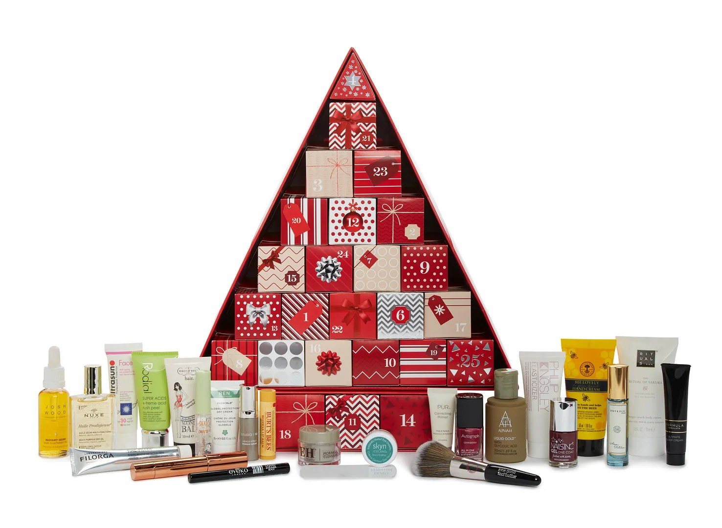 M&S Advent calendar 2016