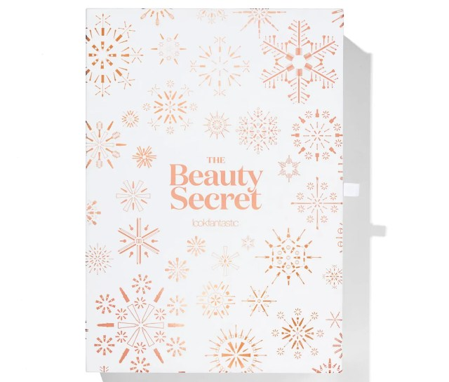 Look Fantastic Advent Calendar 2016