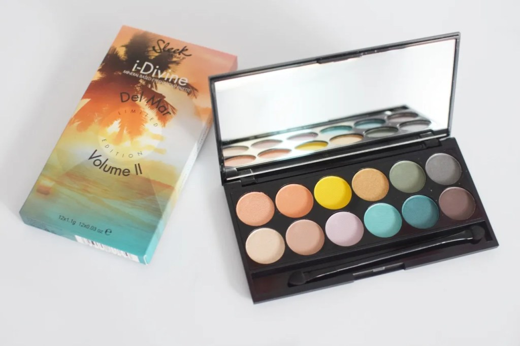 Sleek Makeup Del Mar Palette