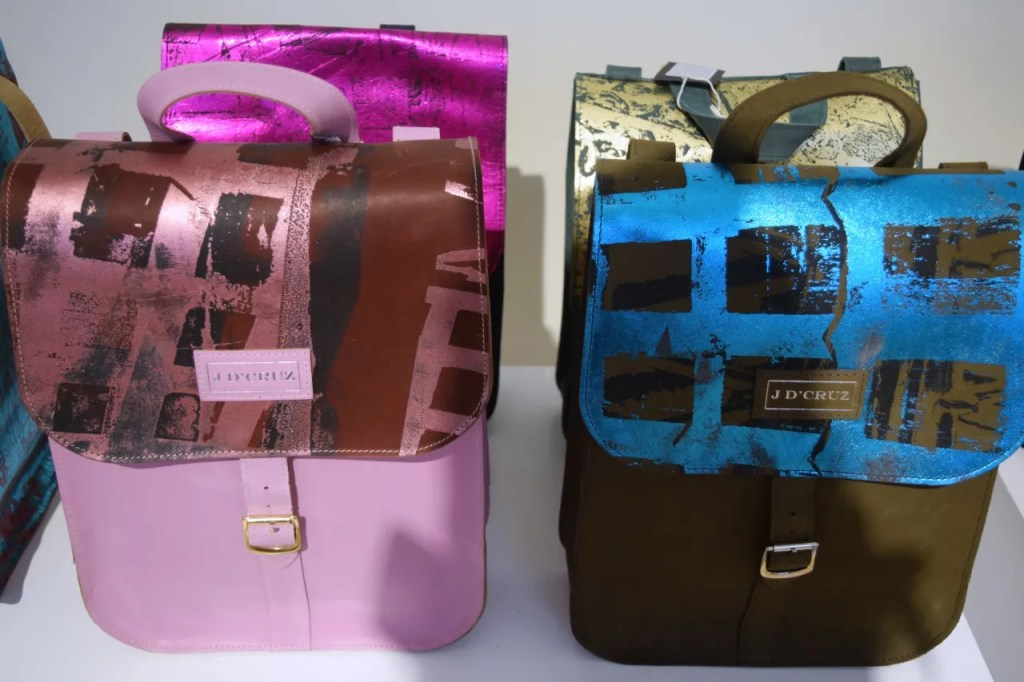 Jasmine D'Cruz Backpacks