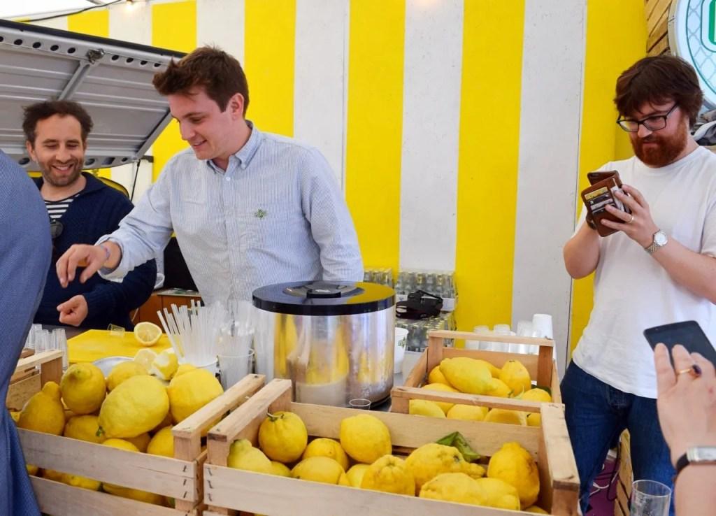 Pococello at Taste London 2015