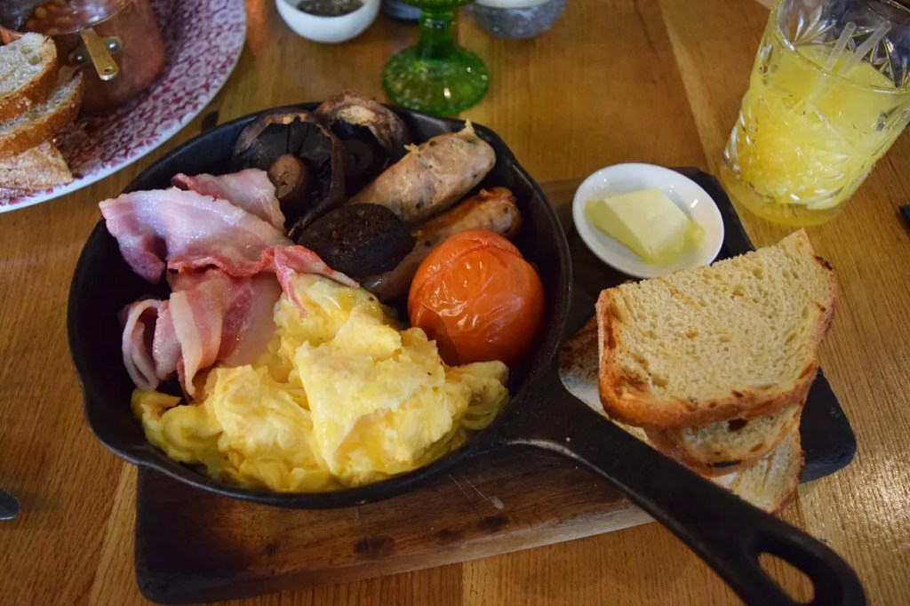The Proper London Breakfast The Folly Review
