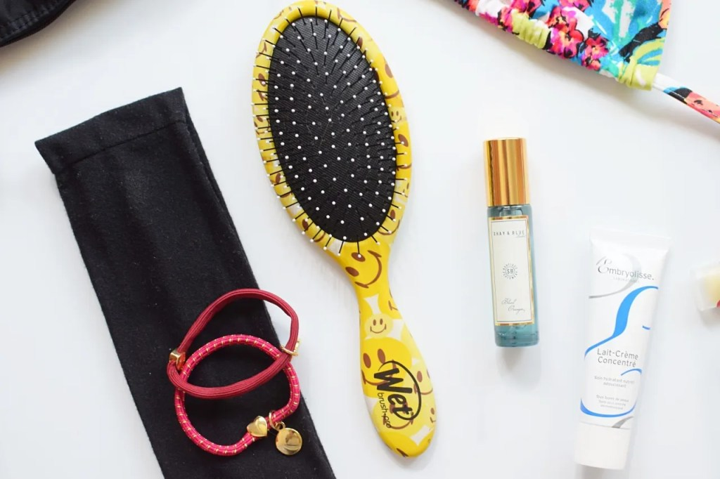 Wet Brush | What's In My Spa Bag