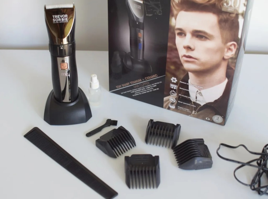 Trevor Sorbie hair Clippers mens Review