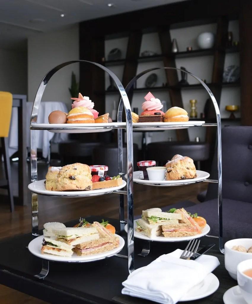 Afternoon Tea Hilton London Wembley