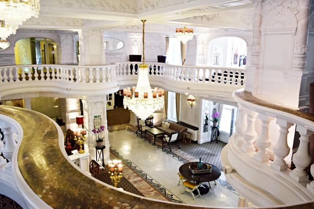 St Ermins Hotel Interior 2015