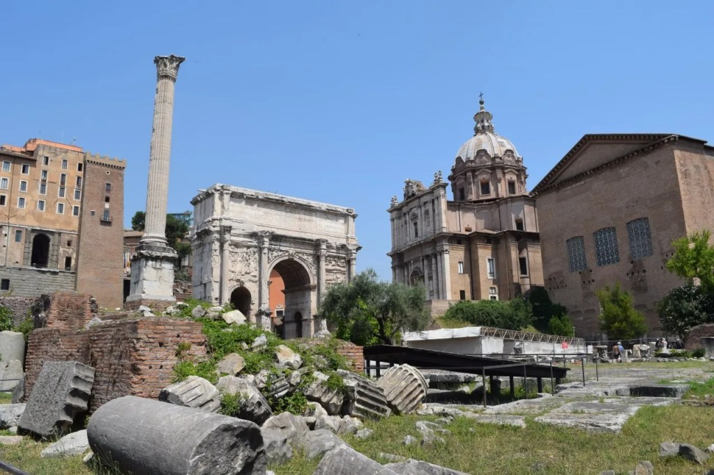 The Forum Rome   Places To Visit In Rome   The LDN Diaries