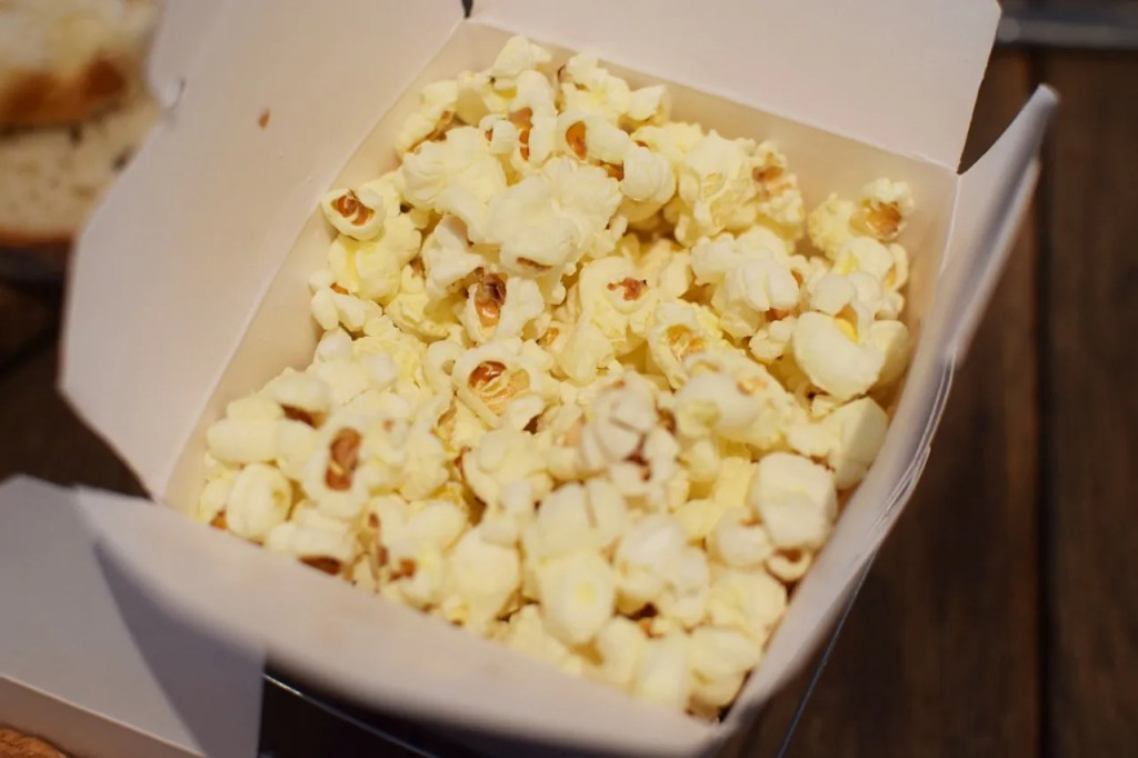 Popcorn at Mews of Mayfair