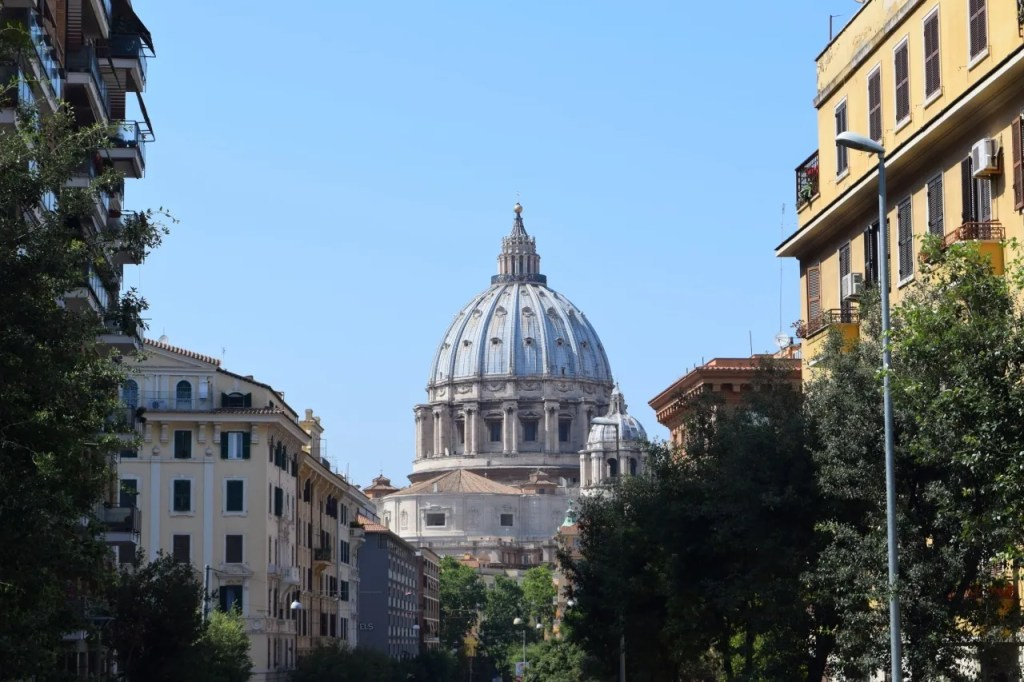 St Peters Rome   Places To Visit In Rome   The LDN Diaries