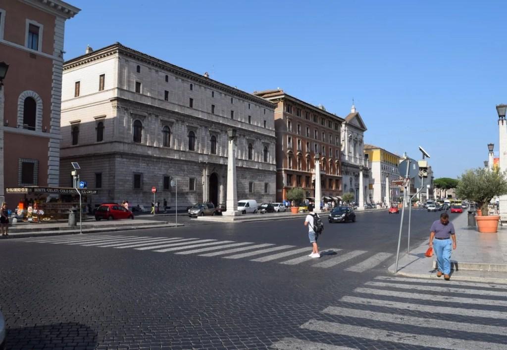 Vatican Area Rome