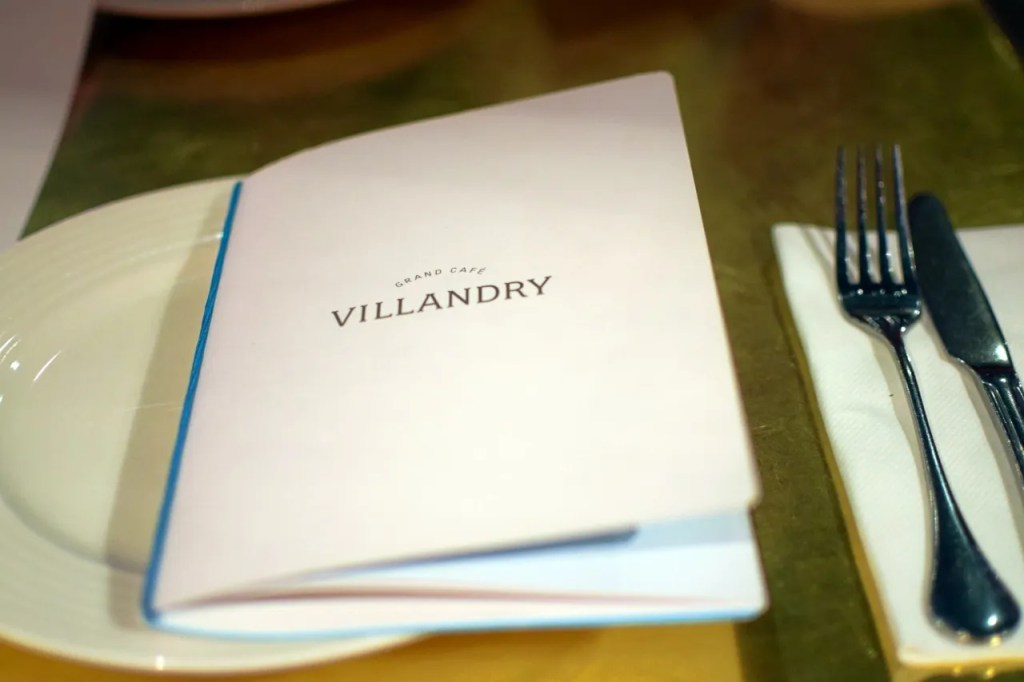 Villandry Great Portland Street