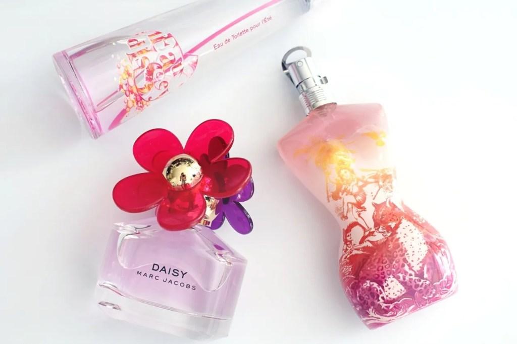 Summer Fragrance Ideas