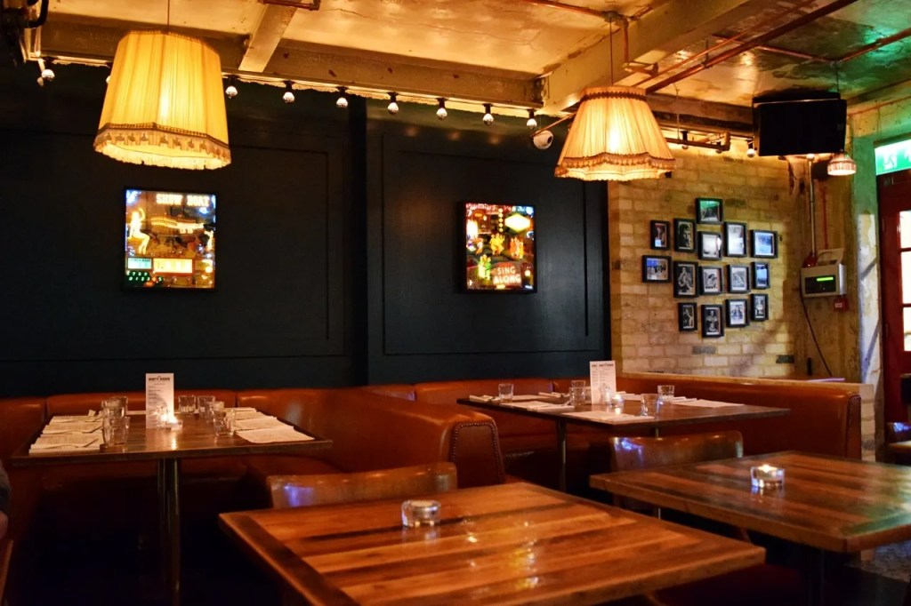 Dirty Bones Kingly Court Review