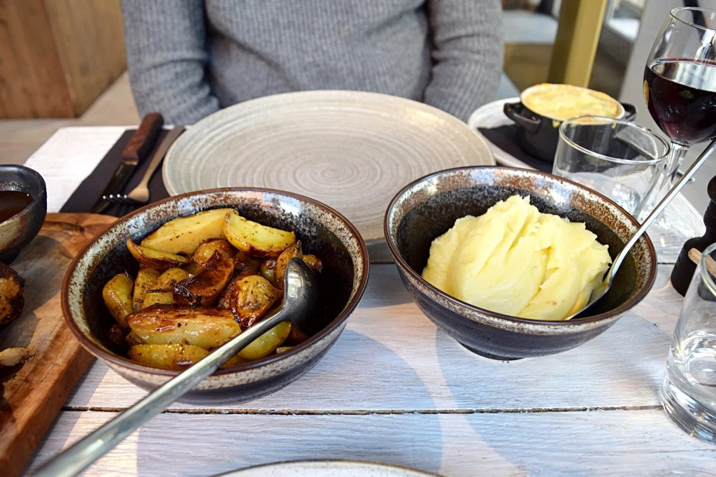 Cocotte Notting Hill sides