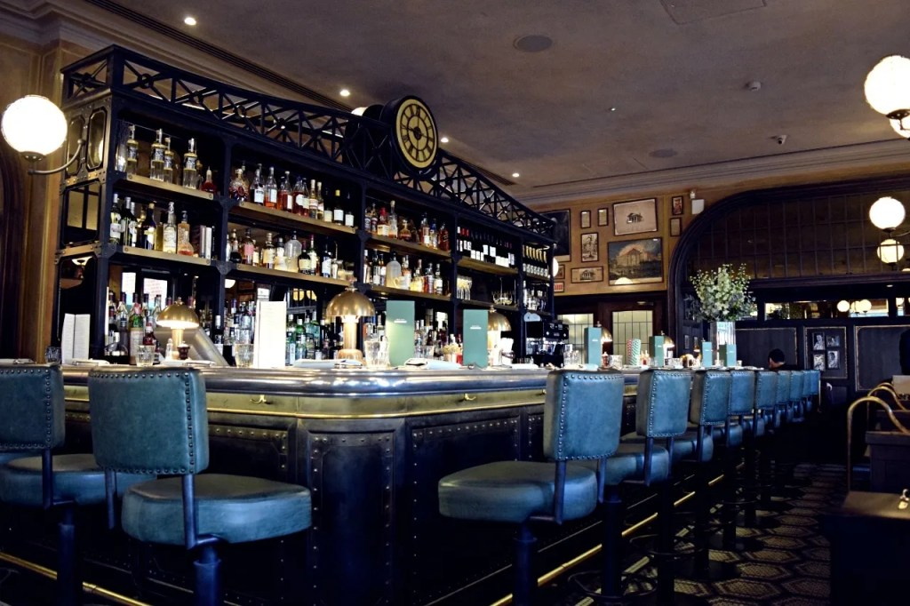 The Ivy Market Grill Covent Garden   The LDN Diaries Lifestyle Blog