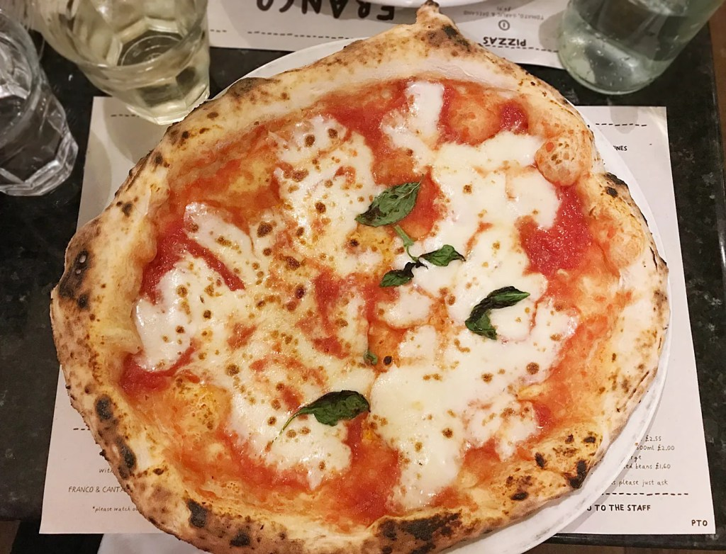 Franco Manco Pizza - Best Pizza In London - The LDN Diaries - London Lifestyle Blog