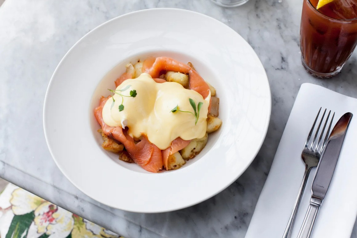 Bourne & Hollingsworth - Best Brunch In London - The LDN Diaries