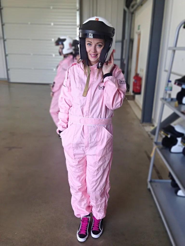 P-Ho Diaries Racer Suit