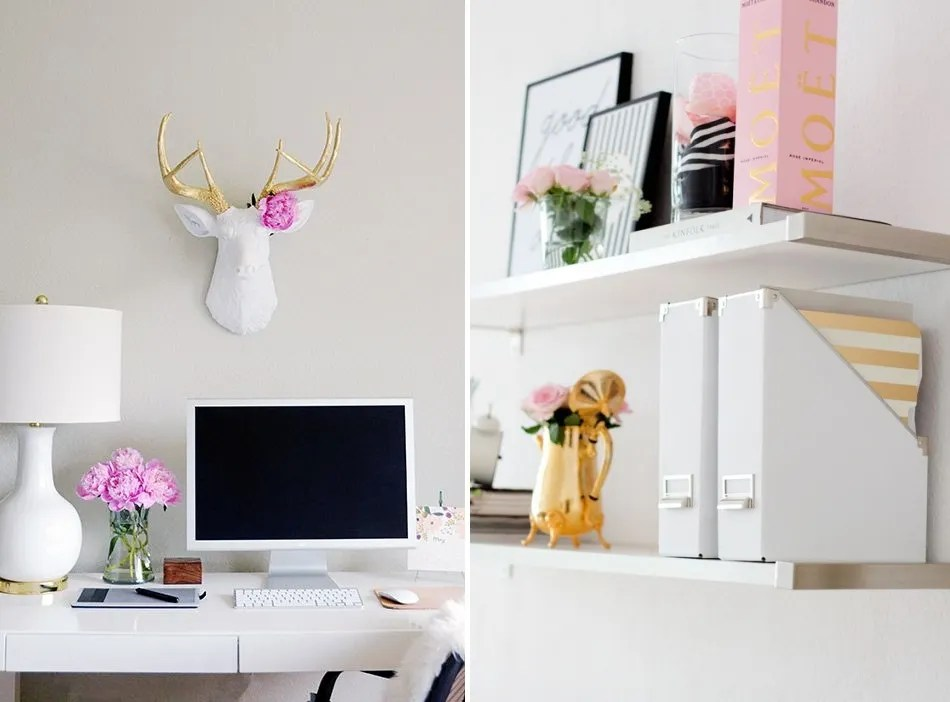5 tips to achieve a minimalist home office - the ldn diaries