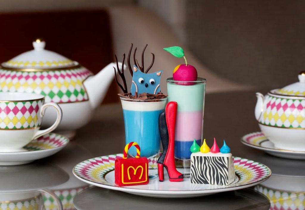 Pret a portea at the berkeley - best themed afternoon tea london