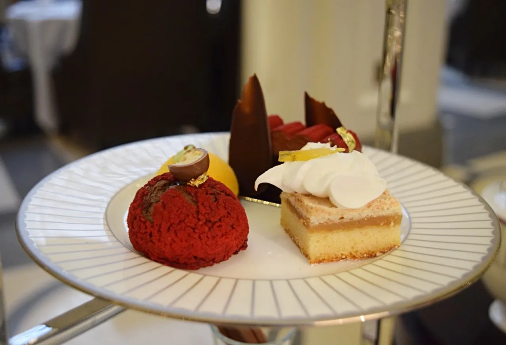 Corinthia Festive Afternoon Tea