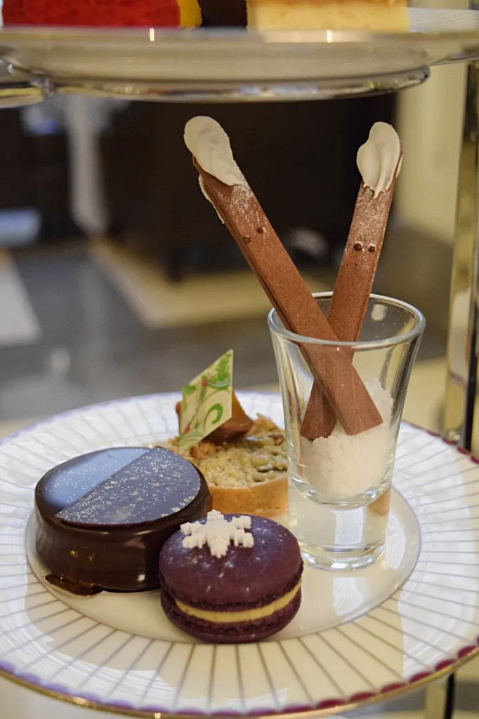 Festive Afternoon Tea Corinthia London