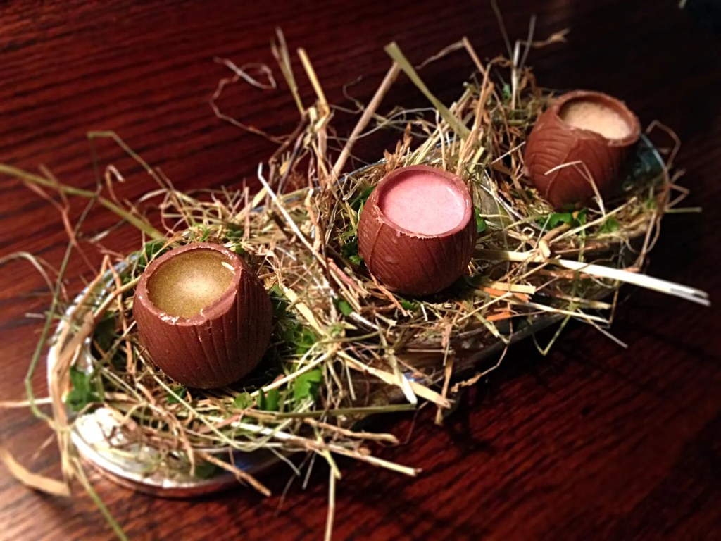 Easter Egg Choctails
