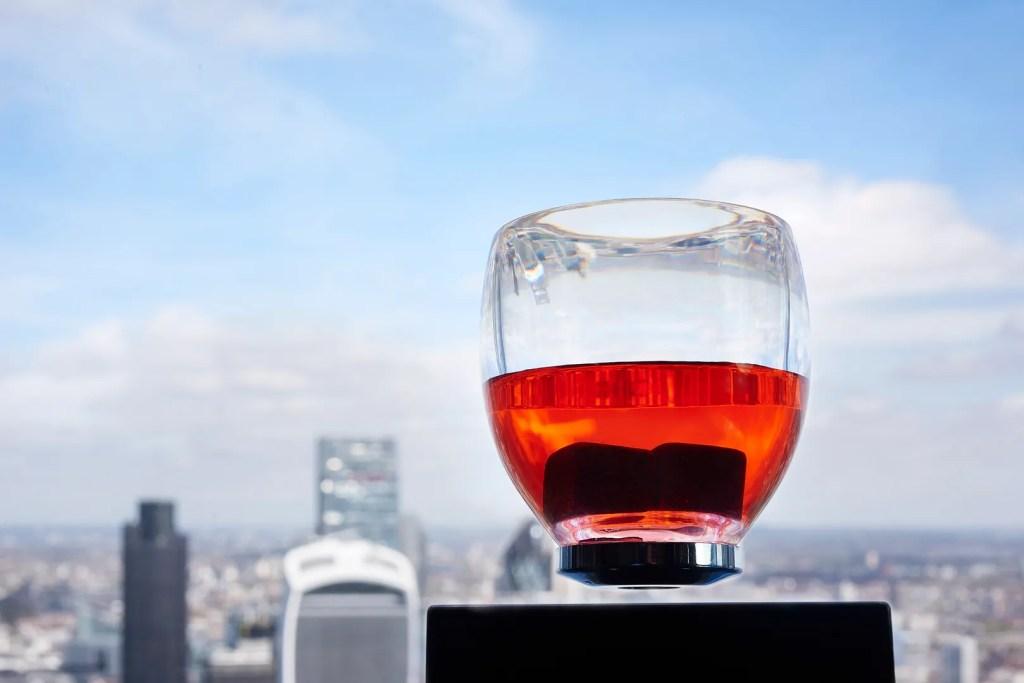 GONG Bar Shangrai La Hotel The Shard - Best Cocktail Bars London - London Lifestyle Blog The LDN Diaries