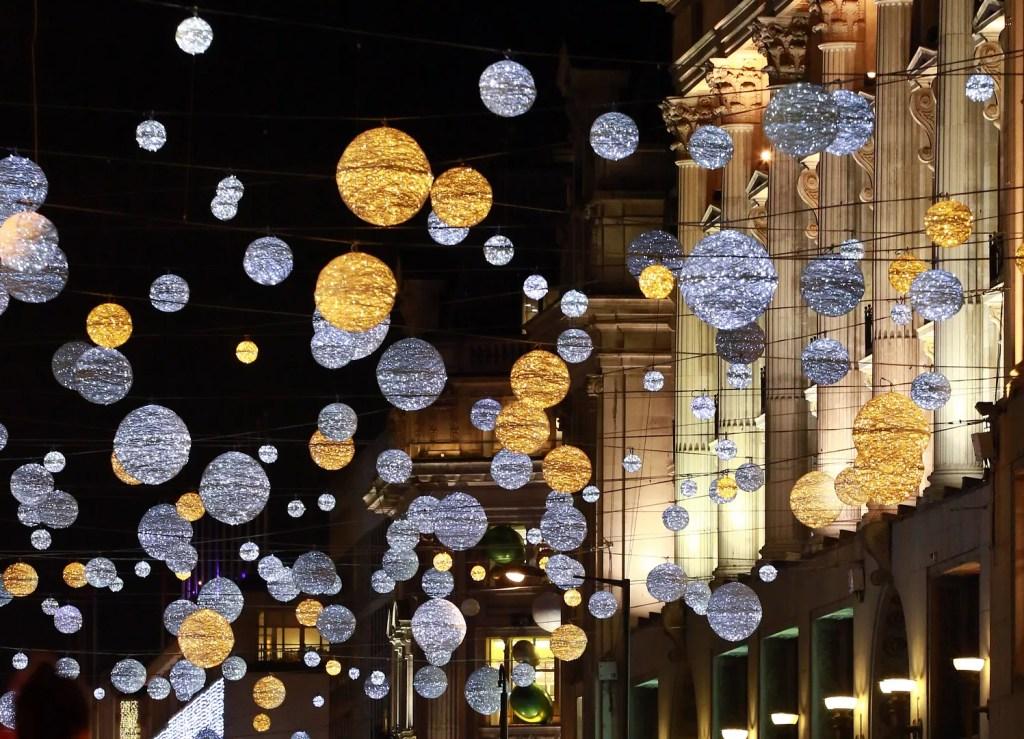 Oxford Street Lights Switch On When is it?