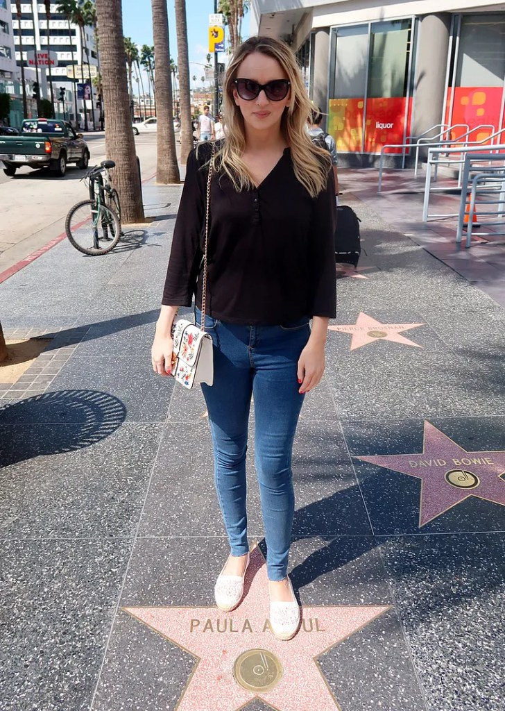 Walk of Fame Hollywood Los Angeles - 10 Things To Do In Los Angeles