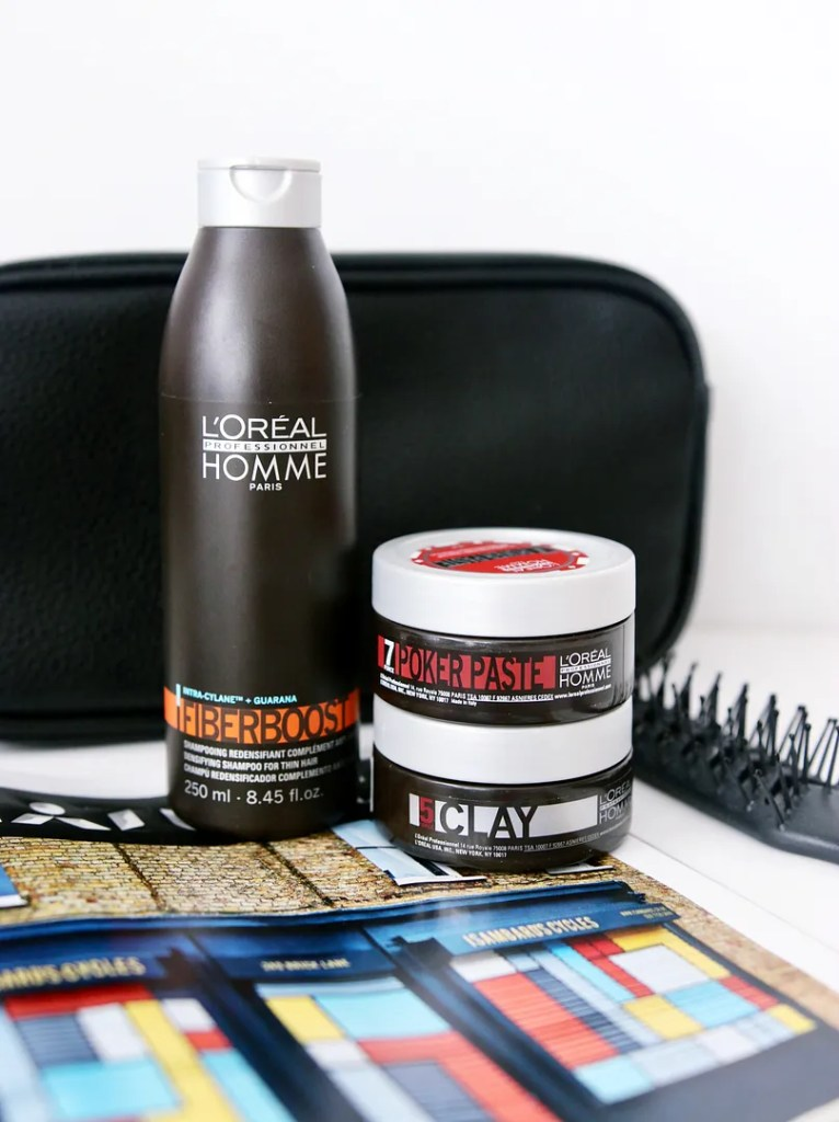 L'Oreal Professional Homme Review | Men's Lifestyle Blog