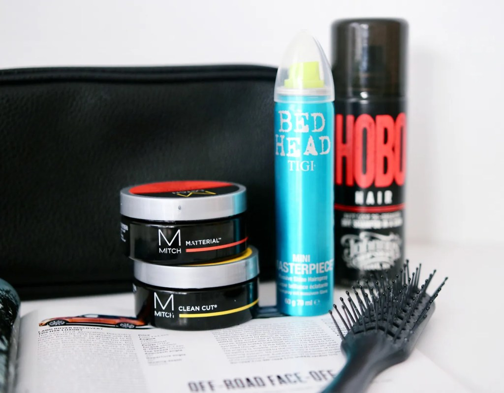 Ultimate Guide To Men's Hair Styling Products | UK Mens Grooming Blog