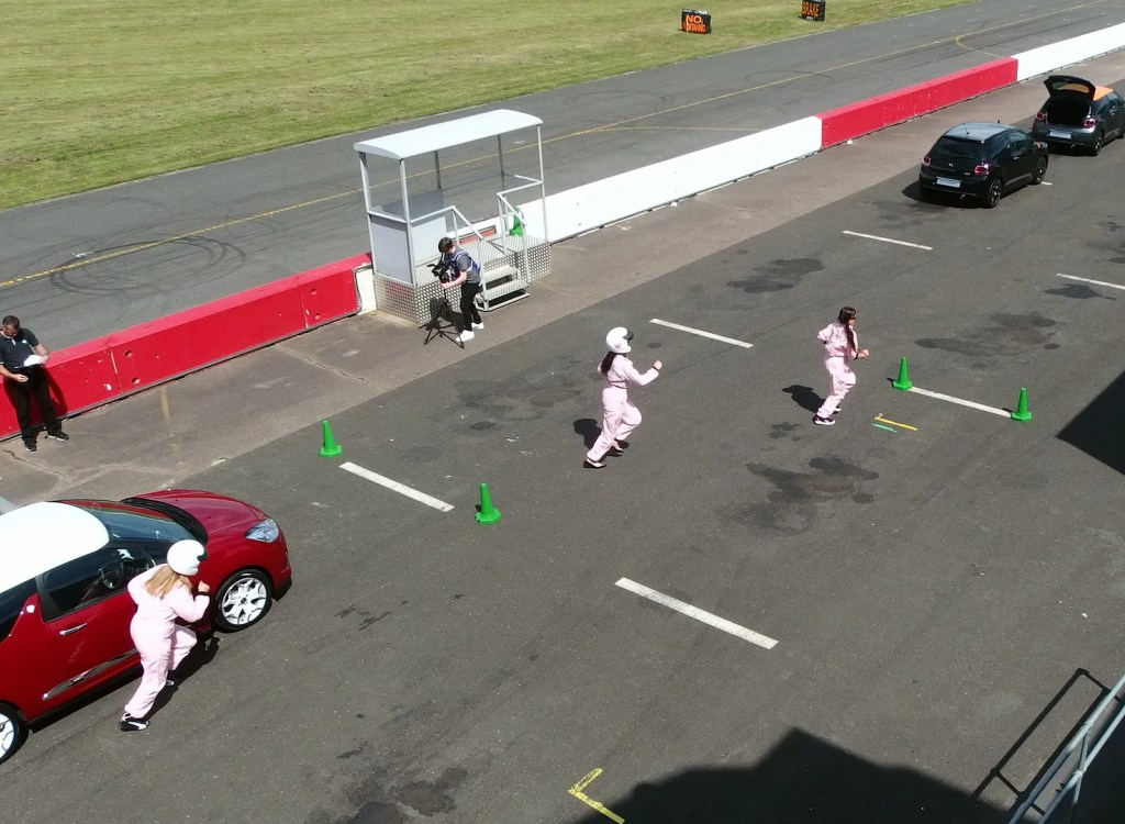 Benefit Race At Silverstone