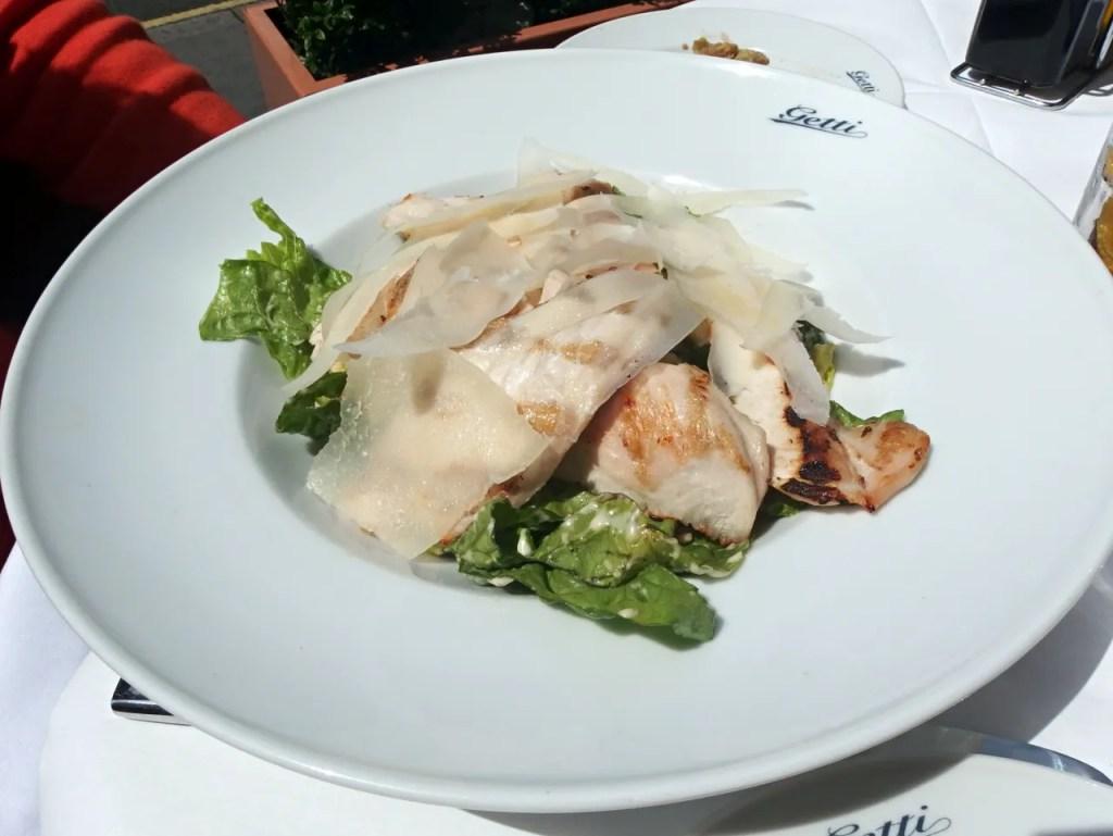 Chicken Salad at Getti