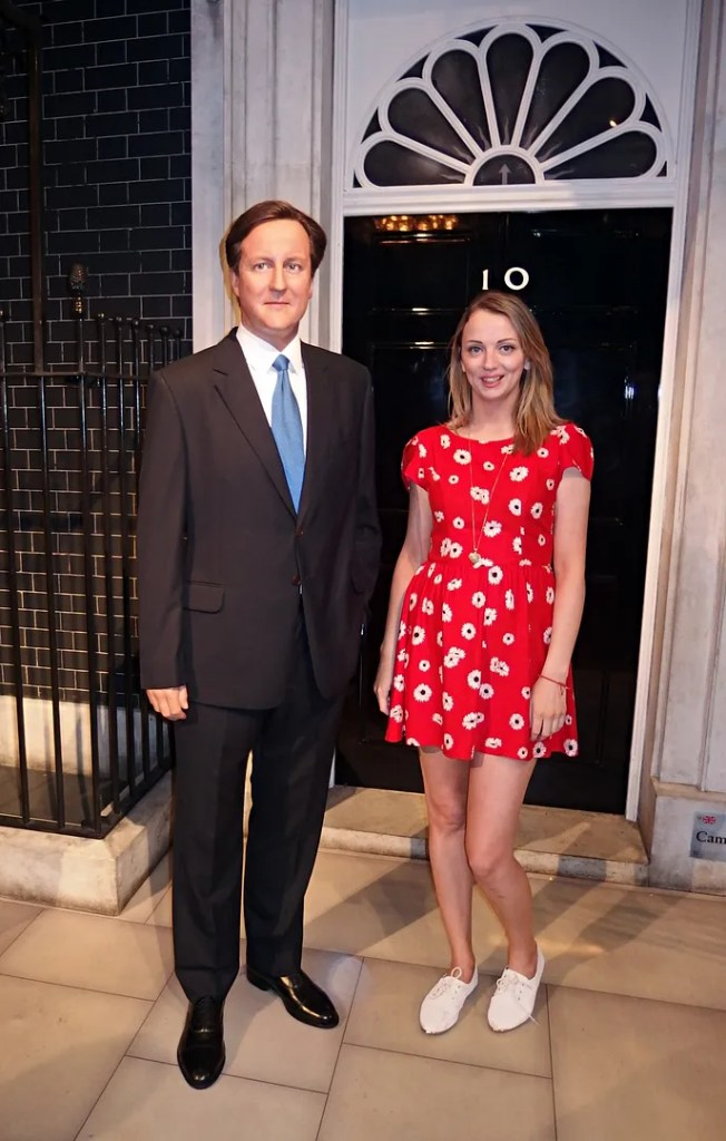 David Cameron Madame Tussauds
