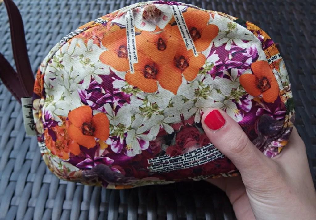 Skullcandy Floral Wrist Bag