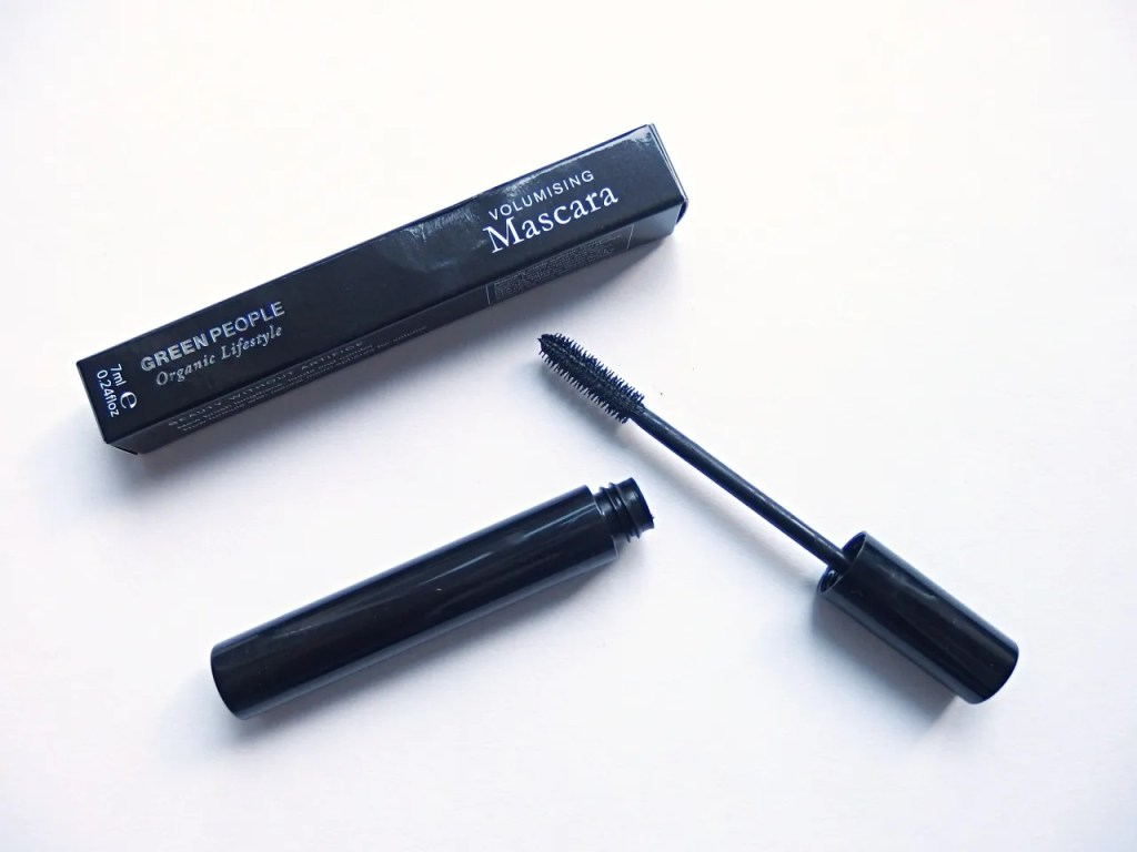 Green People Mascara Review