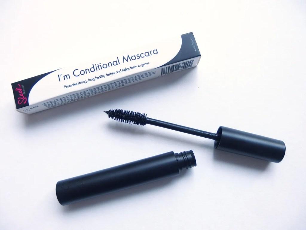 Sleek I'm Conditional Mascara Review