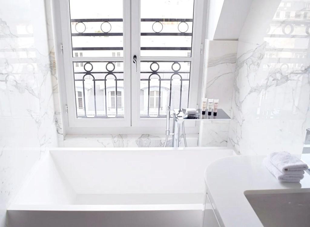 Bathroom at Suite Palais Royal