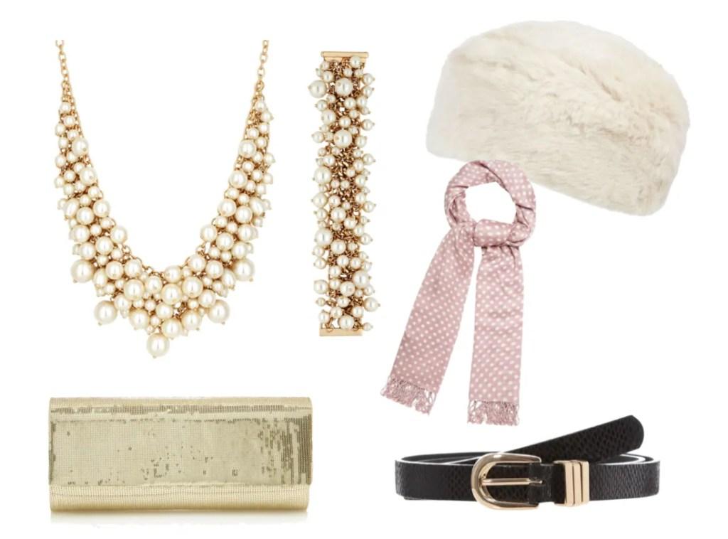 Debenhams 'Share To Wear' Accessories