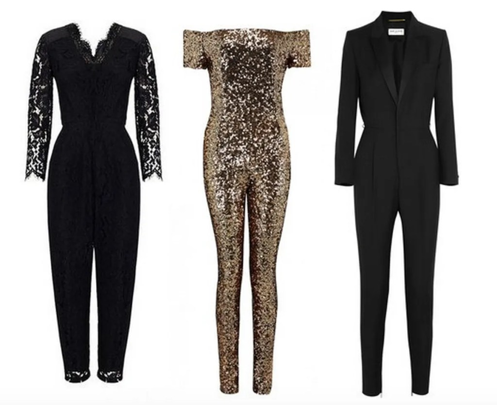 Christmas Party Jumpsuits