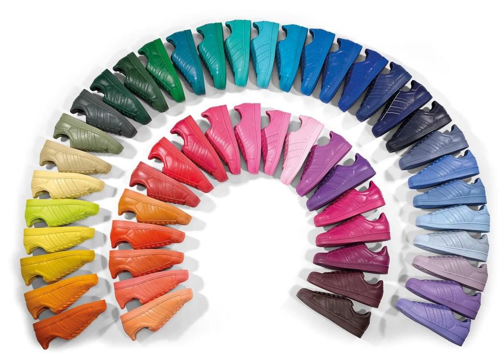 adidas supercolour trainers