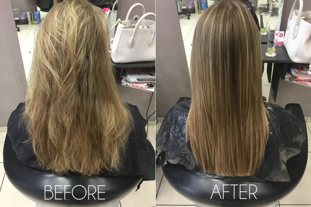 Brazilian Blow Dry at Colournation London Review