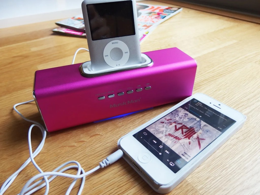 MusicMan Stereo Docking Station review